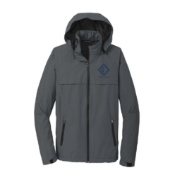 Papadosio Embroidered Warm Waterproof Coat